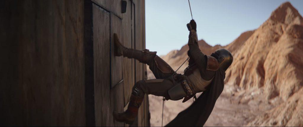 【Disney+】『マンダロリアン』第2話感想 空き巣に入られたあげくパシられるマンダロリアン氏